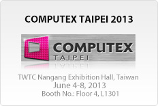 Meet Deepcool @ COMPUTEX TAIPEI 2013
